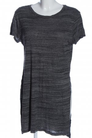 H&M Divided Shirt Tunic light grey allover print casual look