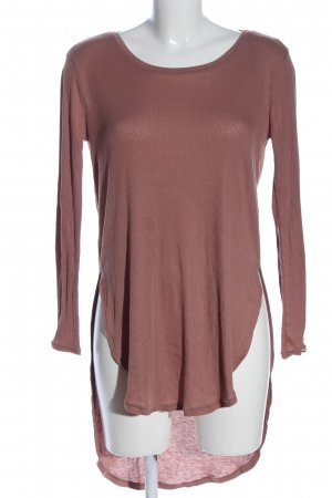 H&M Divided Shirttunika pink Casual-Look