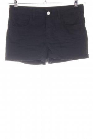 H&M Divided Shorts nero stile casual