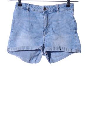 H&M Divided Shorts blau Casual-Look