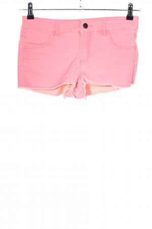 H&M Divided Shorts pink Casual-Look