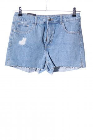 H&M Divided Shorts blau Casual-Look