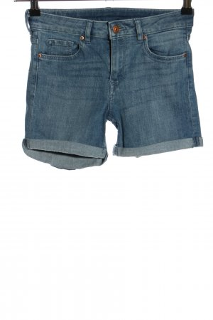 H&M Divided Shorts blue casual look