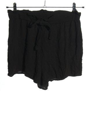 H&M Divided Short zwart casual uitstraling