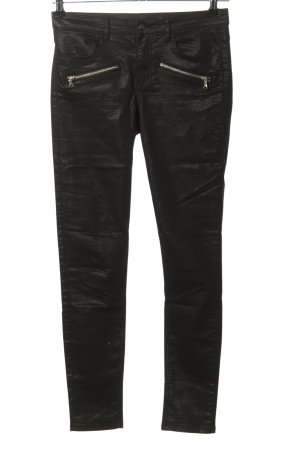 H&M Divided Skinny Jeans schwarz Casual-Look