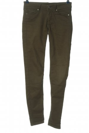 H&M Divided Skinny Jeans khaki Casual-Look