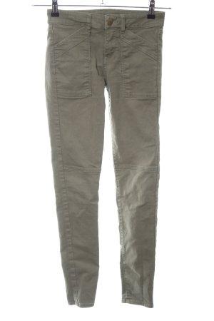 H&M Divided Skinny Jeans khaki Casual-Look