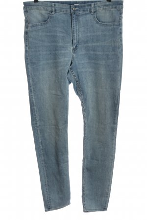 H&M Divided Vaquero slim azul look casual