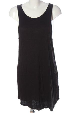 H&M Divided Sommerkleid braun Casual-Look