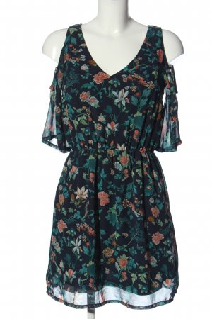 H&M Divided Summer Dress flower pattern casual look