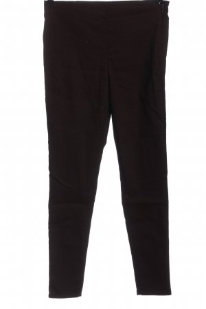 H&M Divided Stoffhose braun Casual-Look