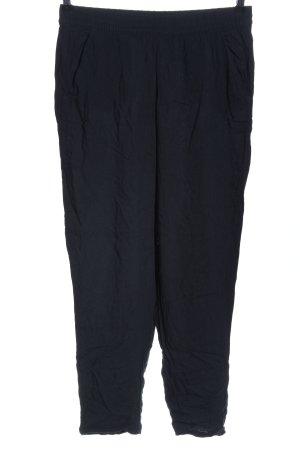 H&M Divided Stoffhose blau Casual-Look