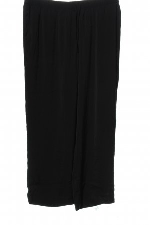 H&M Divided Jersey Pants black casual look