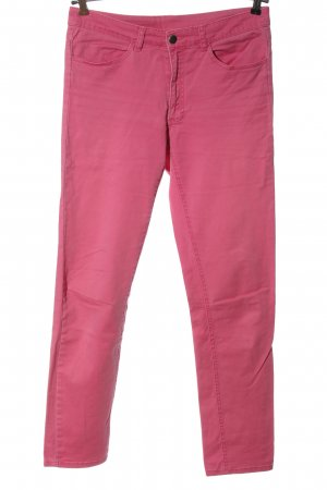 H&M Divided Jersey Pants pink casual look