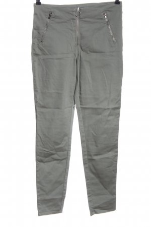 H&M Divided Jersey Pants light grey casual look