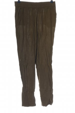 H&M Divided Stoffhose khaki Casual-Look