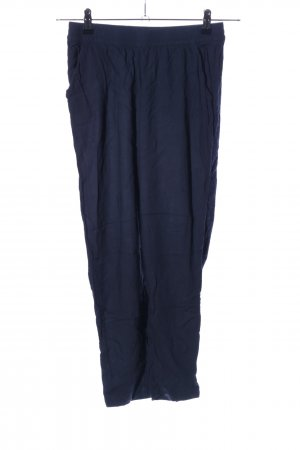 H&M Divided Stoffhose blau Casual-Look