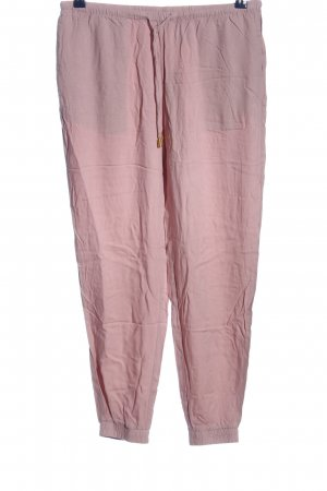 H&M Divided Stoffhose pink Casual-Look