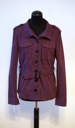 H&M Denim Jacket multicolored cotton