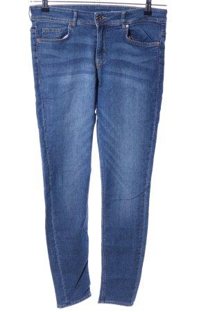 H&M Divided Jeans stretch bleu style décontracté