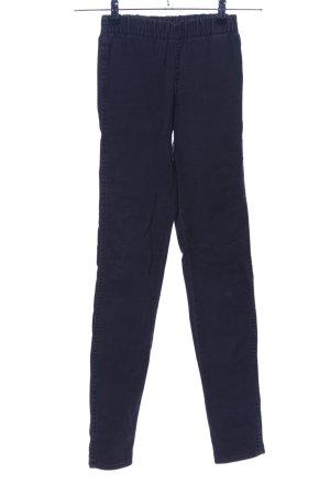 H&M Divided Stretch Jeans blau Casual-Look