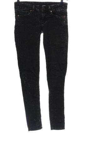 H&M Divided Jeans stretch noir style décontracté