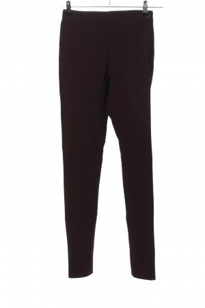 H&M Divided Stretchhose braun Casual-Look