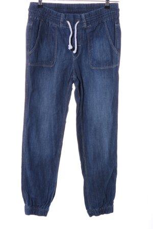H&M Divided Pantalon strech bleu style décontracté