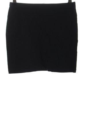 H&M Divided Spódnica ze stretchu czarny W stylu casual