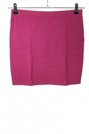 H&M Divided Stretchrock pink Casual-Look