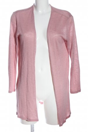 H&M Divided Strick Cardigan pink Casual-Look