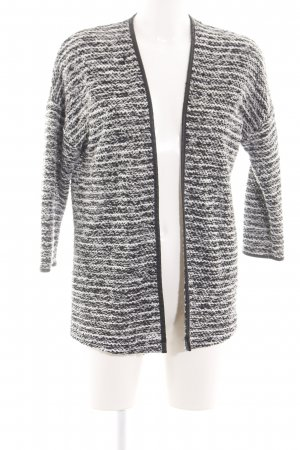 H&M Divided Strick Cardigan Allover-Druck Business-Look