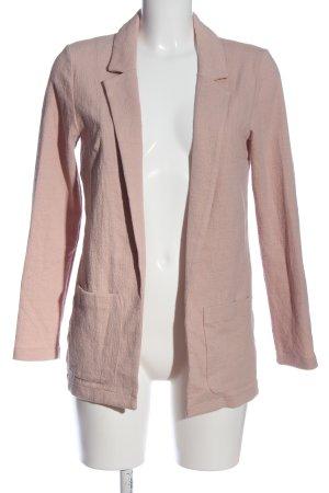 H&M Divided Strickblazer pink Elegant