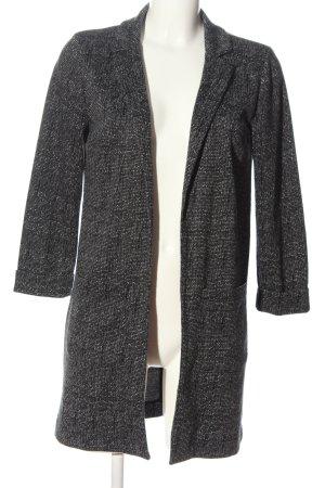 H&M Divided Blazer in maglia bianco stampa integrale stile casual