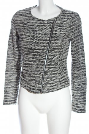 H&M Divided Cardigan black-white casual look
