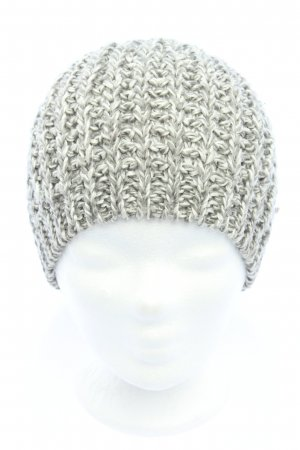 H&M Divided Knitted Hat light grey casual look