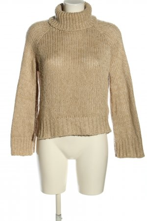 H&M Divided Strickpullover braun Casual-Look