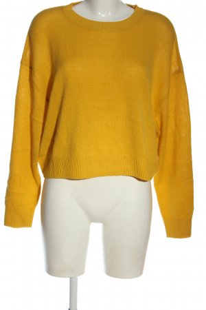 H&M Divided Knitted Sweater primrose casual look