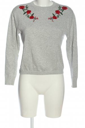 H&M Divided Strickpullover meliert Casual-Look
