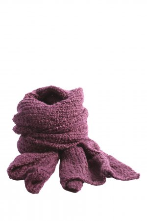 H&M Divided Knitted Scarf pink casual look