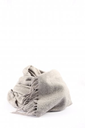 H&M Divided Knitted Scarf light grey casual look