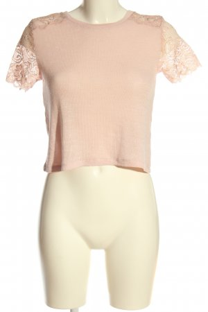 H&M Divided Strickshirt nude Casual-Look