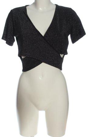 H&M Divided Strickshirt schwarz Casual-Look