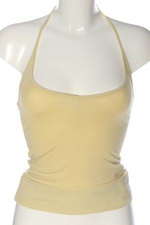 H&M Divided Stricktop creme Casual-Look