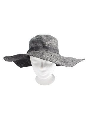 H&M Divided Cappello di paglia nero stile casual