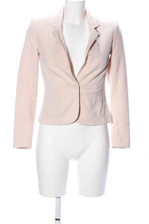 H&M Divided Sweatblazer nude Business-Look