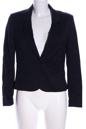 H&M Divided Sweat Blazer black business style