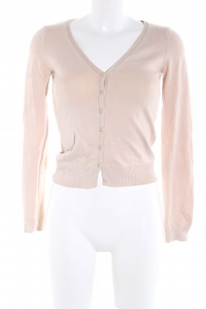 H&M Divided Sweatjack nude casual uitstraling