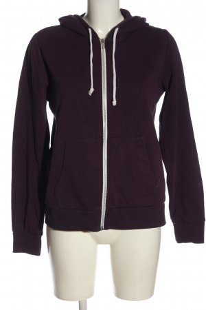 H&M Divided Sweat Jacket lilac casual look