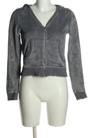 H&M Divided Giacca fitness grigio chiaro stile atletico